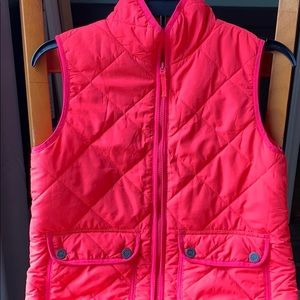 Hot Pink Aeropostale Light-Weight Vest